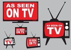 Set of as seen on TV Stock Photos