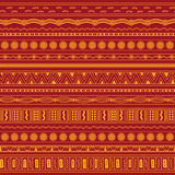 Set of Australian pattern Stock Photo