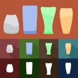 Set av exponeringsglas Royaltyfri Foto