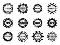 Set award icon for graphic Royalty Free Stock Photo