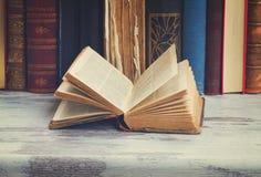 Set Bücher Stockbilder