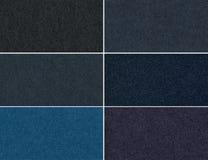 Set błyskotliwe tekstury. obrazy stock
