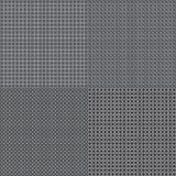 Set background shiny silver with place for your Royalty Free Stock Photography