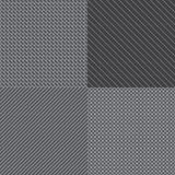 Set background shiny silver with place for your Royalty Free Stock Image