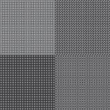 Set background shiny silver with place for your Royalty Free Stock Photo