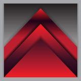 Set background vector overlap dimension modern line bar design  Royalty Free Stock Image