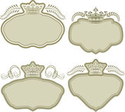 Royal background Royalty Free Stock Images