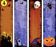 Set of backgrounds Halloween Royalty Free Stock Photo