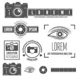 Set of badge, emblem, label and elements for Stock Photography