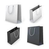 Set of bags Stock Image