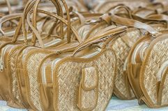 Set of bags Royalty Free Stock Image