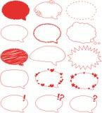 Set Balony Obraz Royalty Free