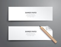 Set of banner template vector design.graphic or website layout. Stock Photo