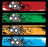 Set_banners Illustration Libre de Droits