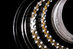 Set of bearings 5. Set of bearings after review ready to mount royalty free stock image