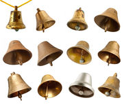 Set of bells Stock Photos