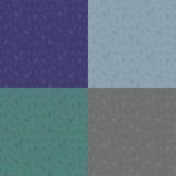Set 4 bezszwowej rocznik tekstury Zdjęcia Stock