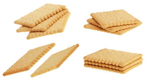 Set of Biscuits. Royalty Free Stock Photos