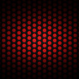 Set 8 black carbon fiber mesh on gray metal plate. Set 8. black carbon fiber mesh on gray metal plate. background and texture. 3d illustration Royalty Free Stock Image