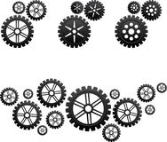 Gears set Stock Images