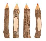 Set Bleistifte Lizenzfreies Stockfoto