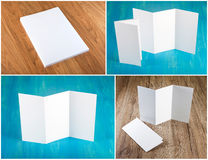 Set of booklets Royalty Free Stock Images