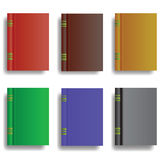 Set of books Stock Images