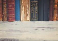 Set of books Stock Photos