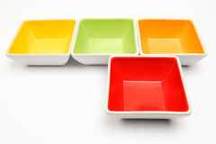A Set of Bowls Stock Photography