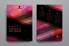 Set of brochure, poster design templates in Stock Photography
