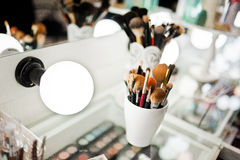 Set of brushes Royalty Free Stock Photography