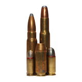 Set bullet  isolated on white Royalty Free Stock Photo