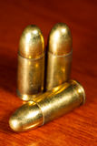 Set of bullets Stock Images