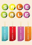 Set of business badges. Abstract background badge banner business businessman card collection Stock Photo