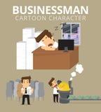 Set,Businessman Character Stock Photography