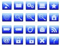 Set Button Browser Stock Photos