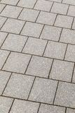 Set canvas stone base square plates city area design monochrome with lines joints stock photography