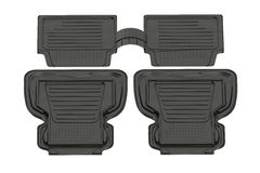 Set of car mats Stock Photos