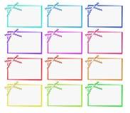 Set cards Stock Photos