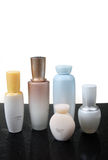 Skin care and beauty products Stock Photo