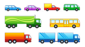 Motor transport Stock Images
