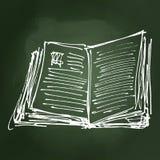 Set of cartoon style notebook Stock Photography
