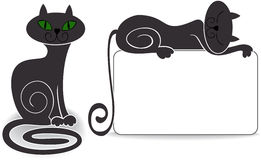 Set Cat Stock Images