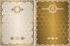 Set of certificates Royalty Free Stock Images