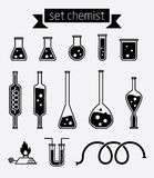 Set chemist Stock Images