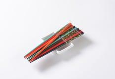 Set of chopsticks Stock Photography