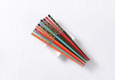 Set of chopsticks Royalty Free Stock Image