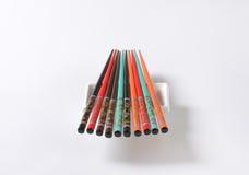 Set of chopsticks Royalty Free Stock Images