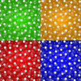 Set of Christmas backgrounds Royalty Free Stock Photos