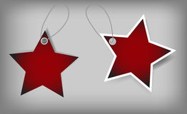 Set of Christmas Sale Tags. Vector illustration. This is file of EPS10 format stock illustration